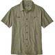 Patagonia Back Step Shirt Men Tino: Industrial Green